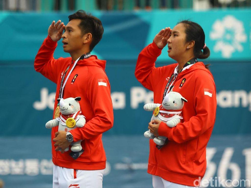 Fakta Menarik Iringi Kemenangan Christo/Aldila di Asian Games 2018