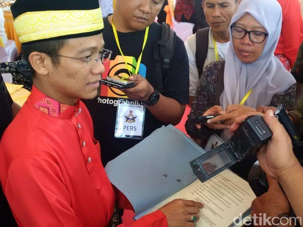 Saat Bangsawan Kelantan Menapaki Jejak Wali Songo di Demak