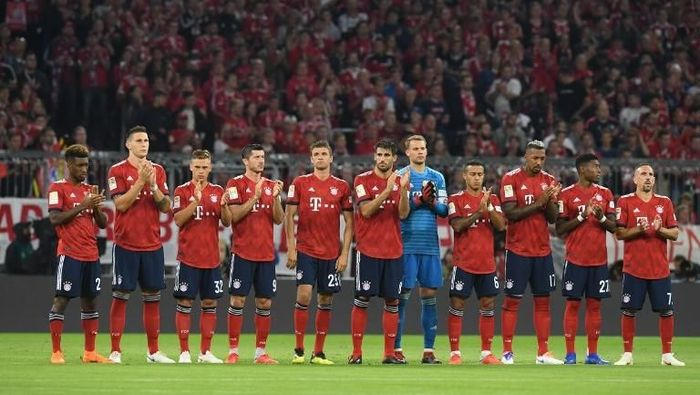 Bayern Munich jadi salah satu tim Eropa yang masih sempurna lajunya (Foto: AFP / CHRISTOF STACHE)