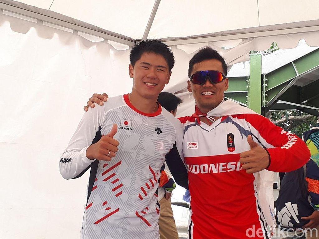 Ada Persahabatan Erat di Balik Panasnya Persaingan Asian Games