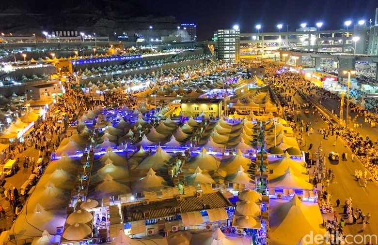 17 Hari Pasca Armina, Jumlah Jemaah Haji Meninggal 319 Orang