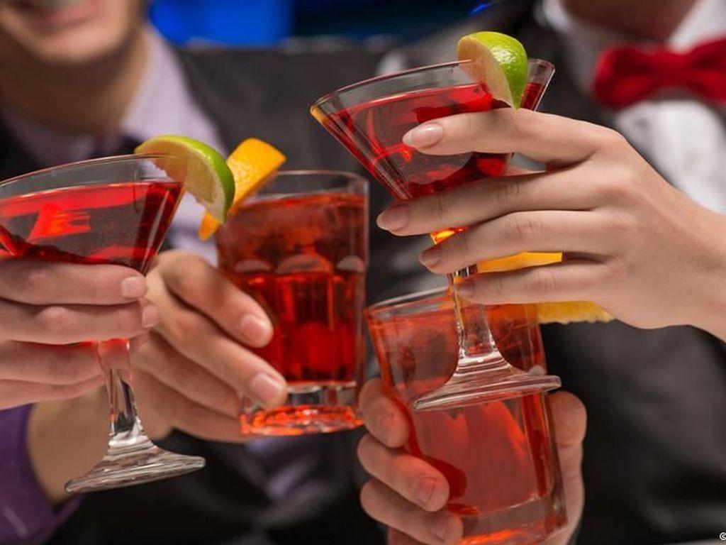 Studi: Tak Ada Ukuran Masih Aman bagi Alkohol