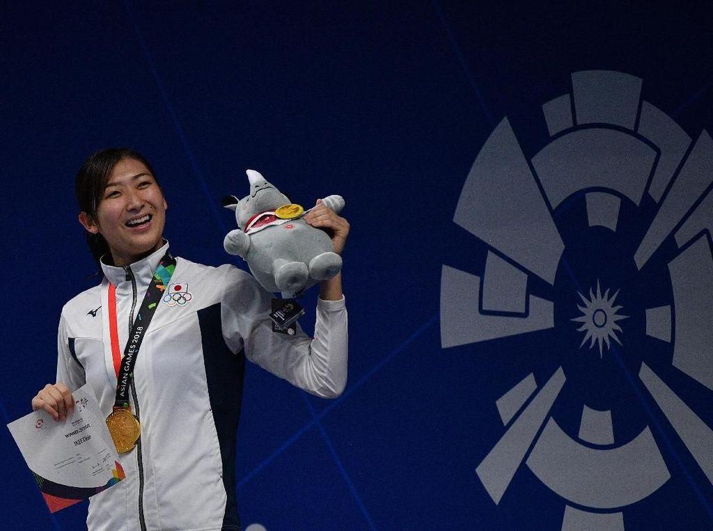 Jepang Juara Umum Renang, Indonesia Tanpa Medali