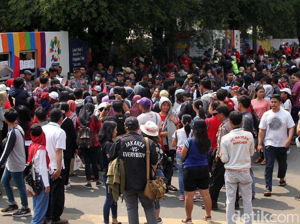 Tiket, Transportasi, dan Maskot Asian Games Amburadul, Ini Kata Erick Thohir
