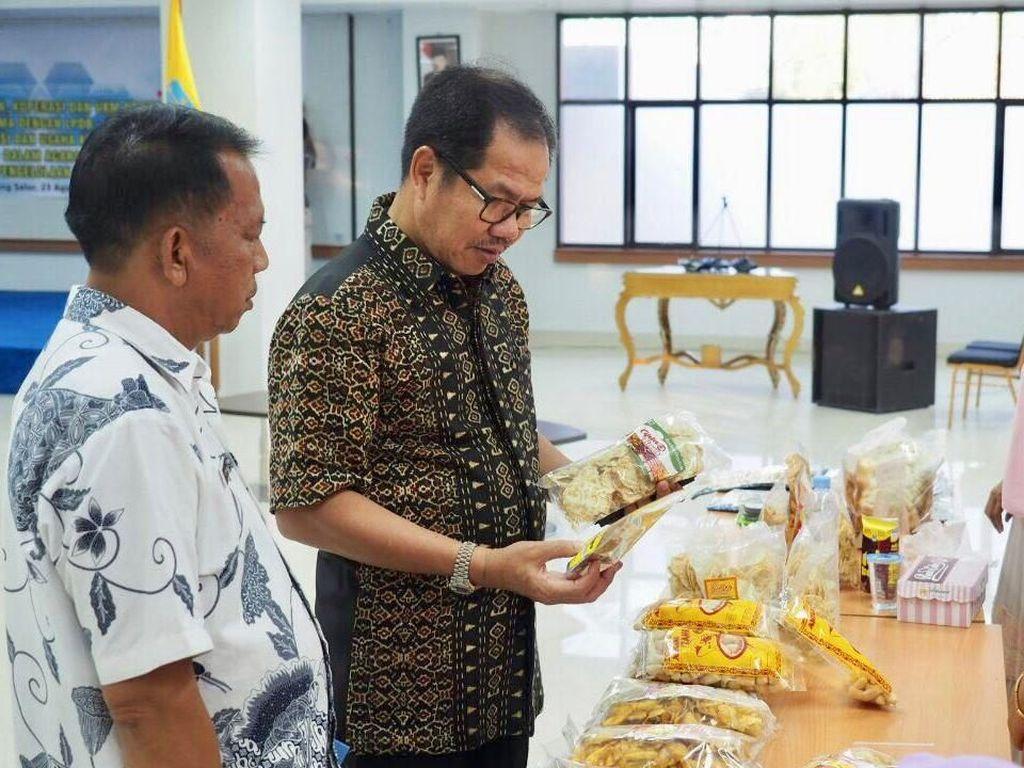 LPDB Siapkan Dana Bergulir Rp 100 M untuk UMKM di Kalimantan Utara