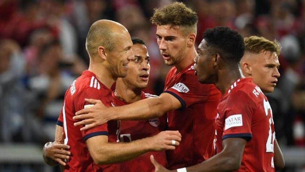 Bayern: Halo, Bundesliga Sudah Dimulai!