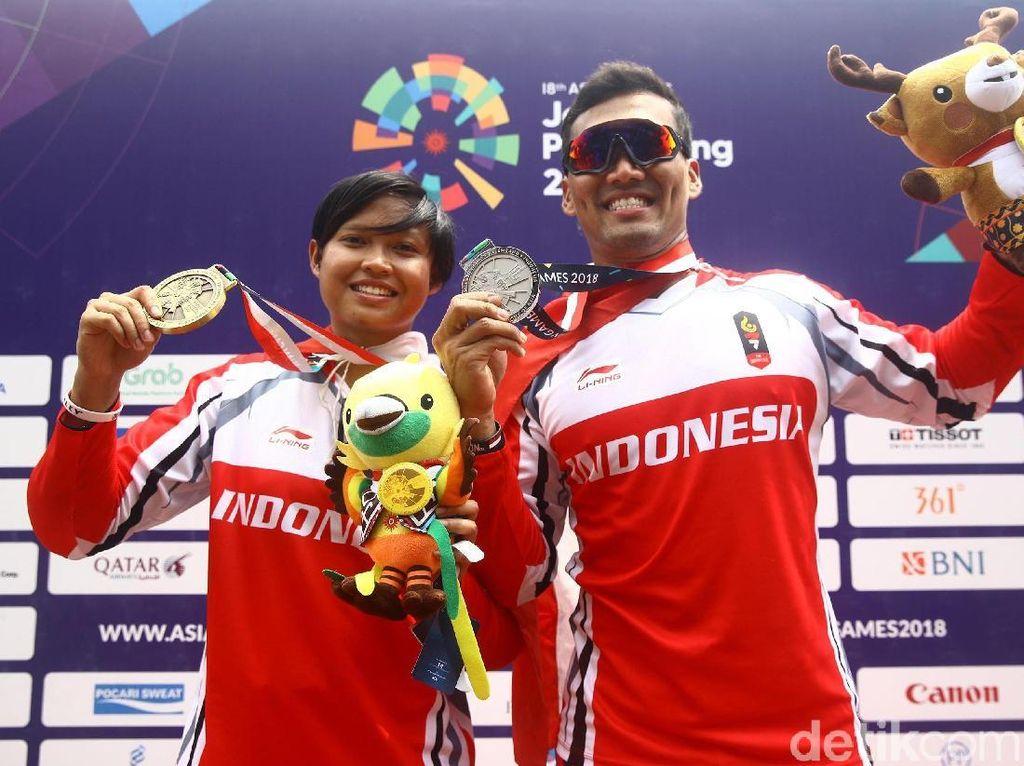 BMX Persembahkan Perak dan Perunggu Asian Games