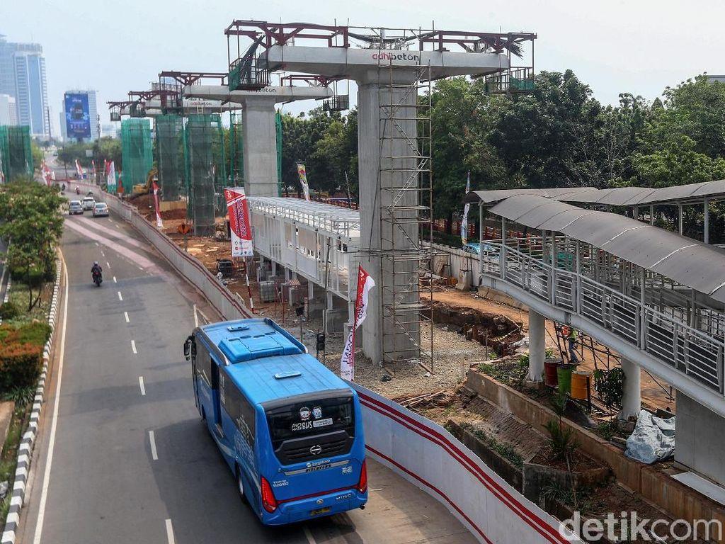 Menanti LRT Tembus ke Bogor di 2020