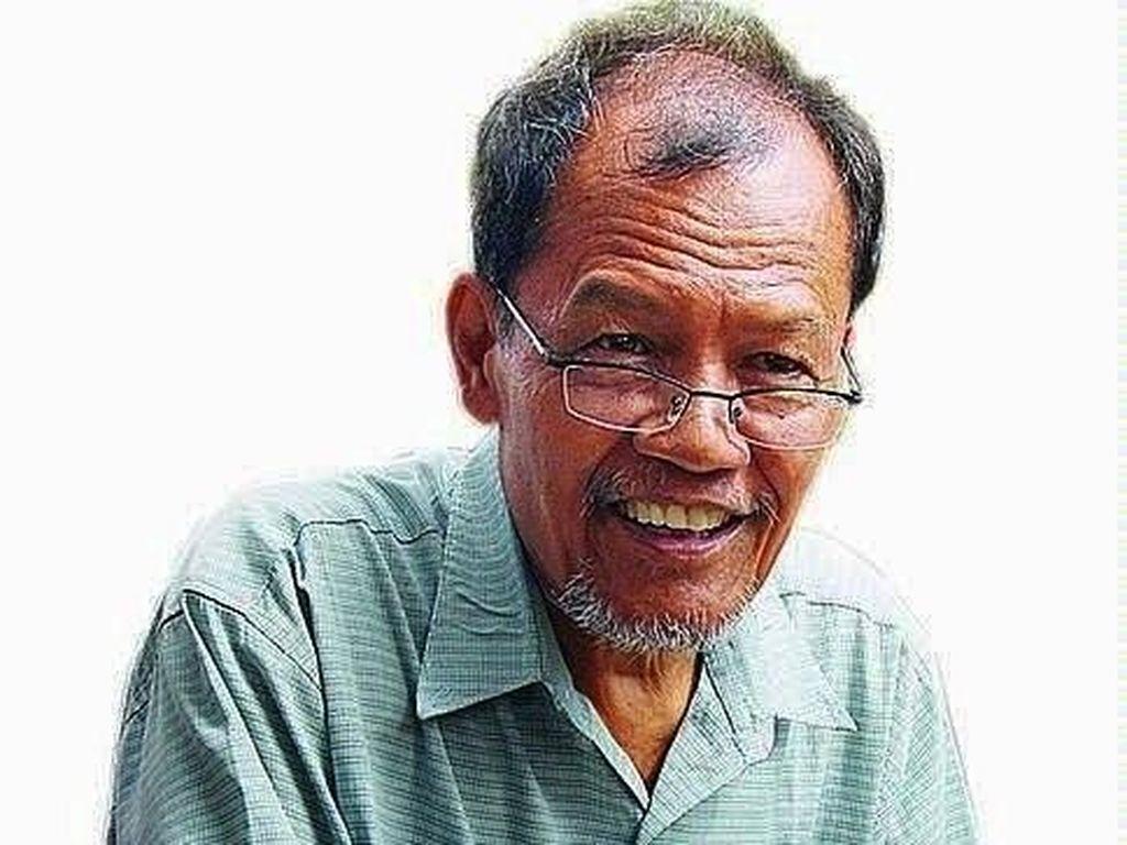 Sastrawan Hamsad Rangkuti Sakit Stroke Sejak 4 Tahun Lalu