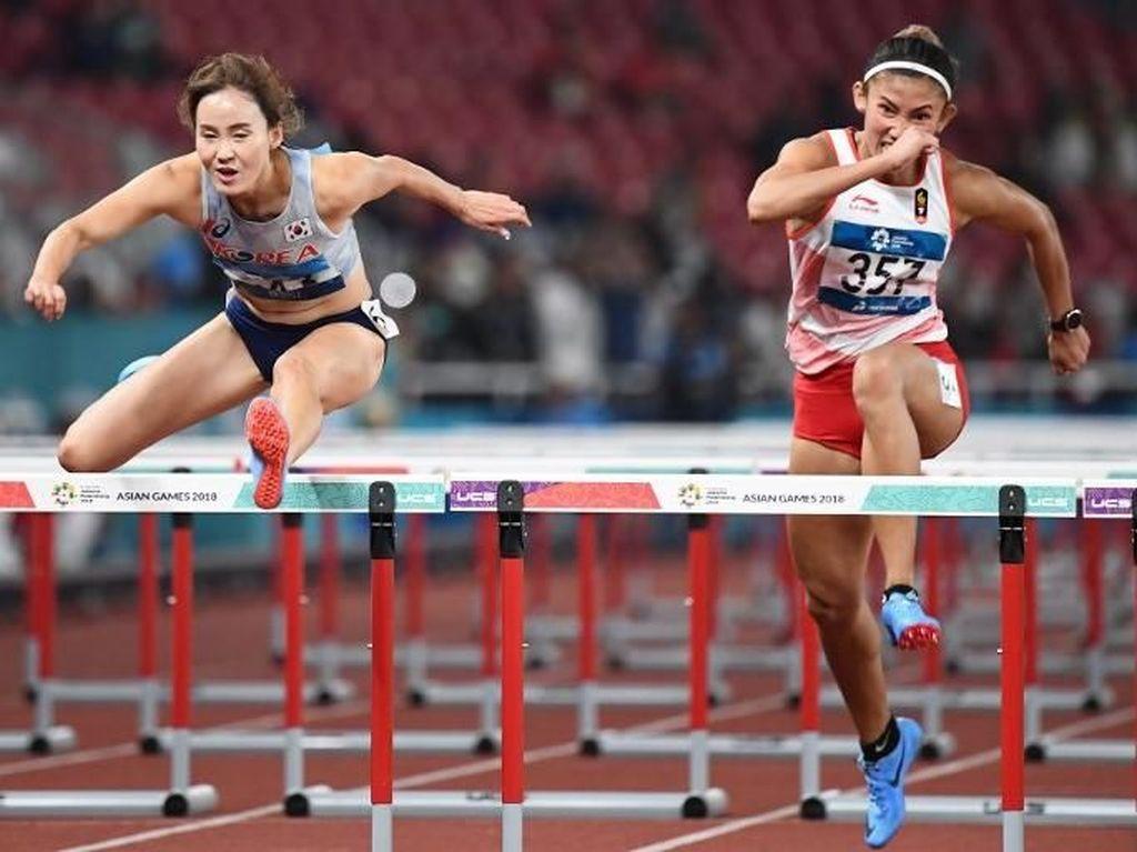 Video Emilia Nova Sumbang Perak dari Cabang Atletik