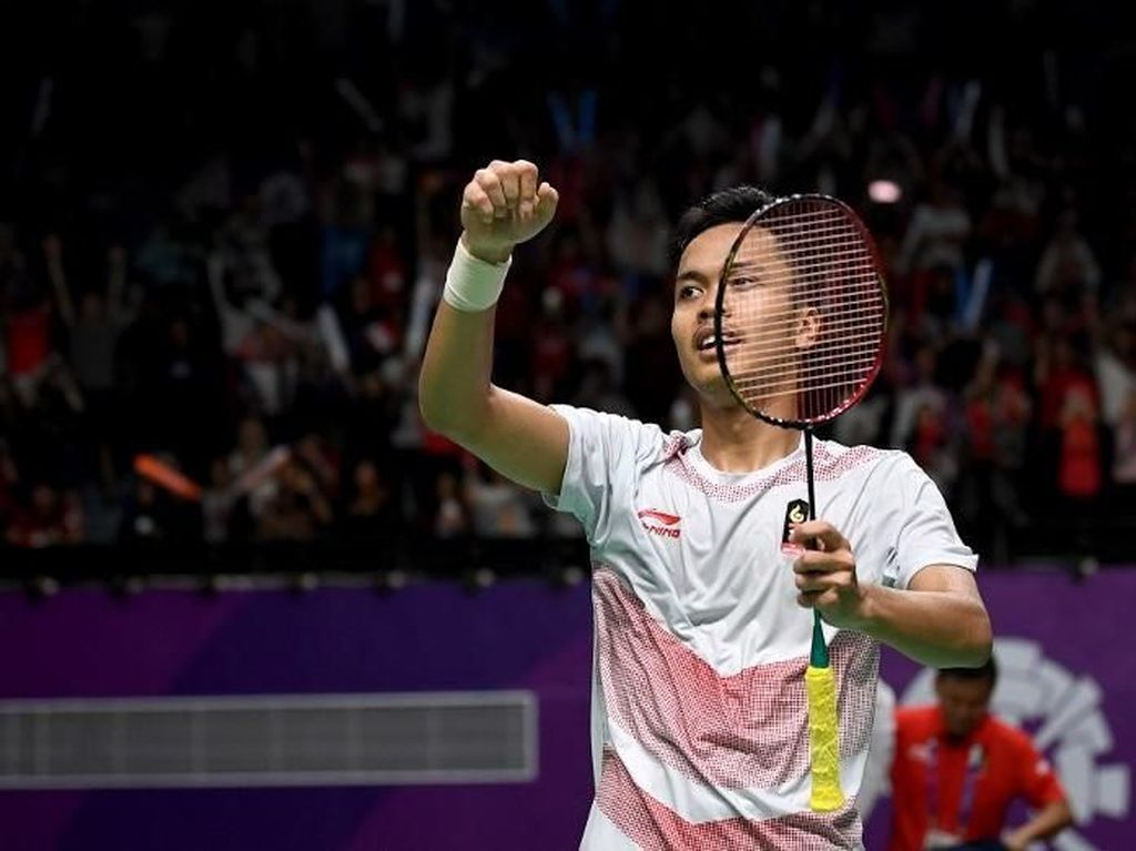 Anthony Perbaiki Ketahanan dan Power ke BWF World Tour Finals