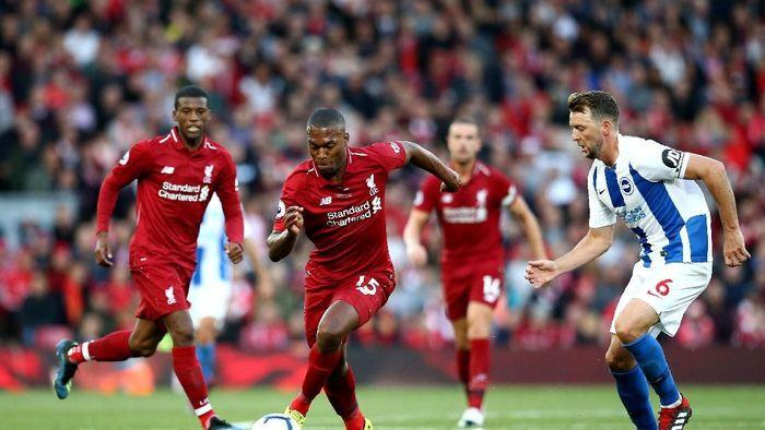 Liverpool tak tampil oke meski menang tipis atas Brighton (Jan Kruger/Getty Images)