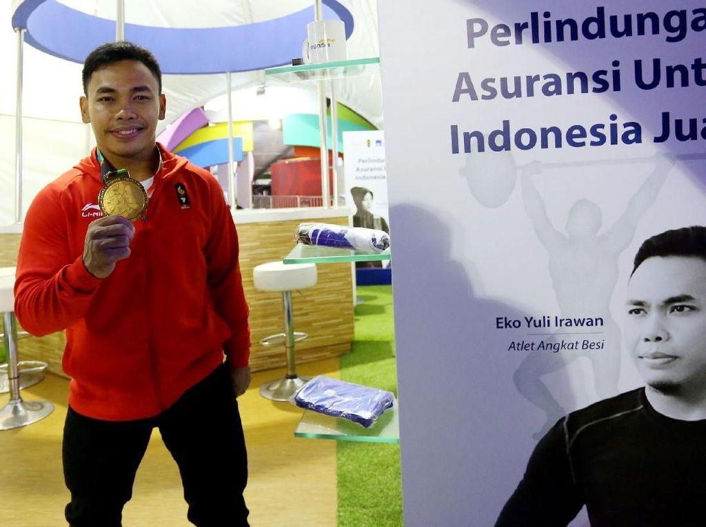 Thailand Sudah, Kini Piala Dunia di Fuzhou Jadi Target Timnas Angkat Besi