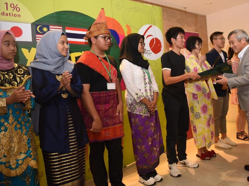 Asia Youth Leader 2018