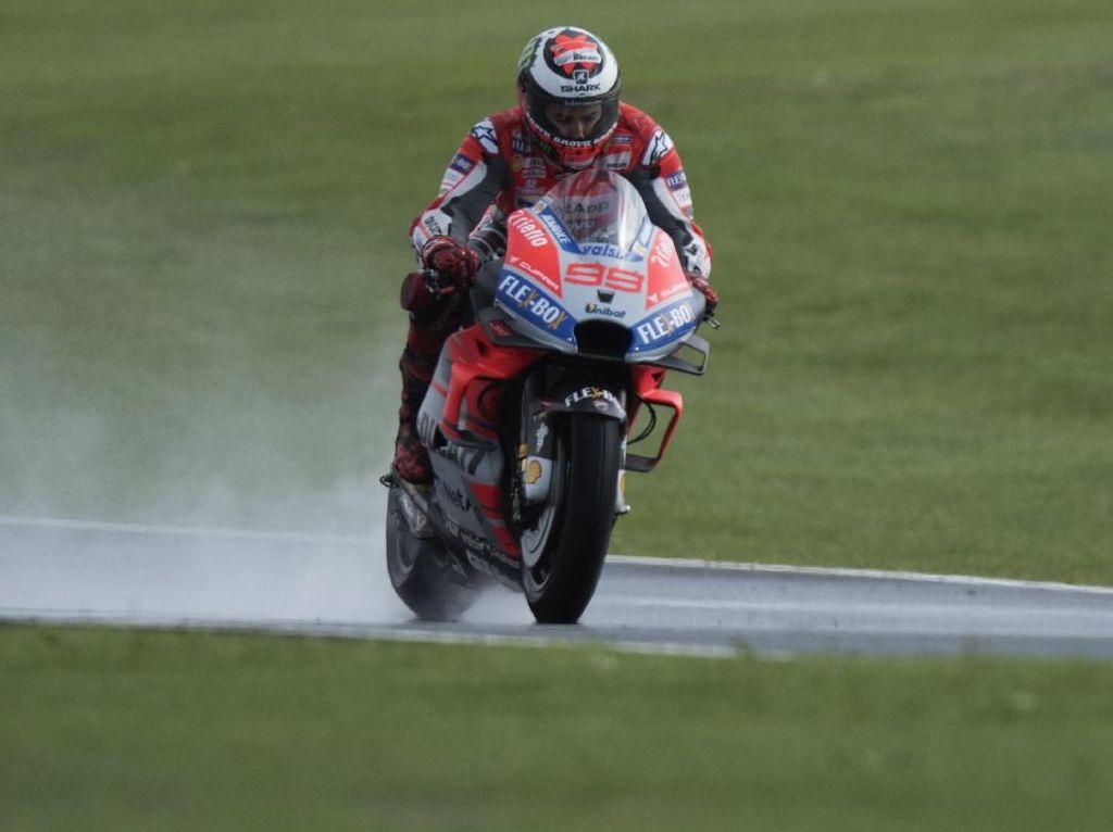MotoGP Inggris Dibatalkan!