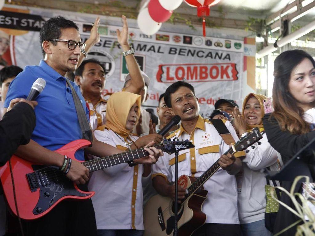 KAHMI Konser Peduli Lombok