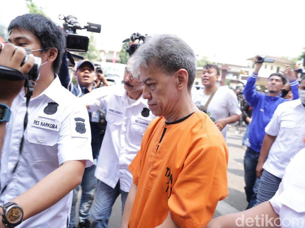 Fariz RM Habiskan Jutaan Rupiah untuk Transaksi Narkotika