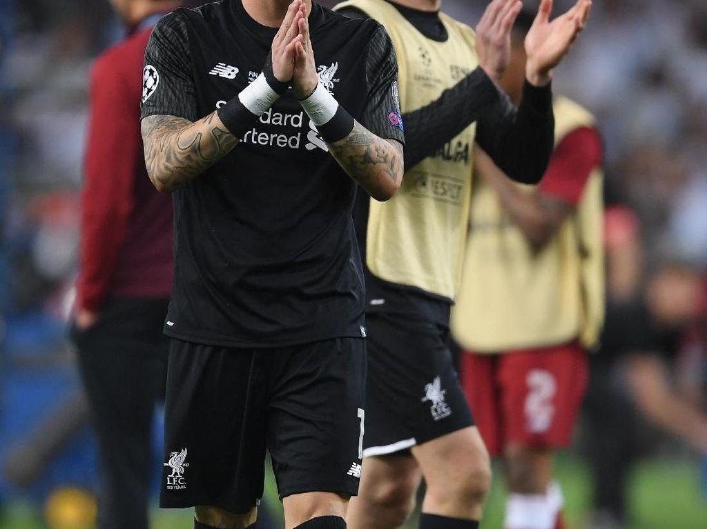 Mignolet Pertanyakan Keputusan Liverpool Pinjamkan Karius ke Besiktas