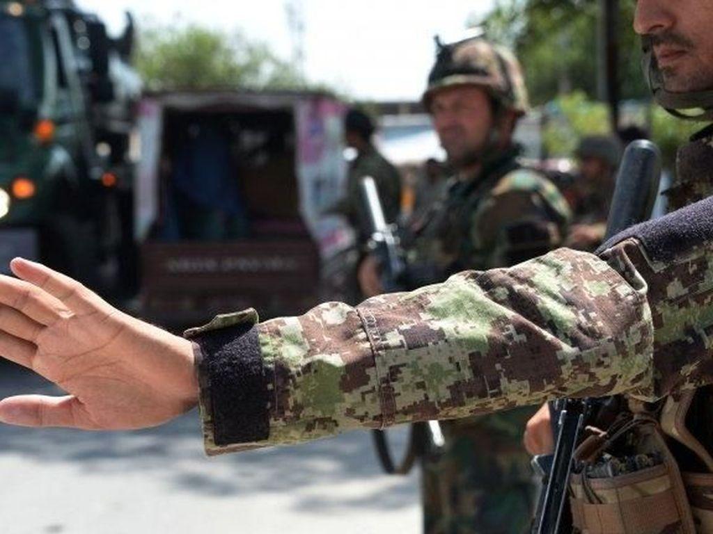 Pemimpin ISIS Afghanistan Tewas dalam Serangan Udara AS