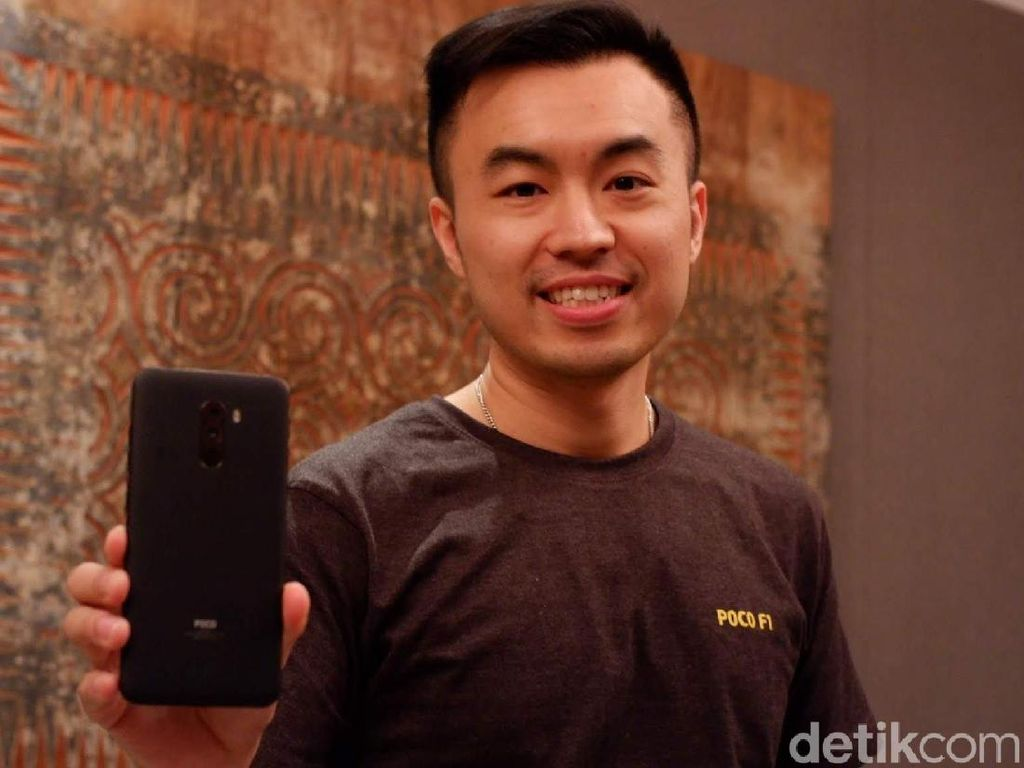 Bos Poco Kini Jadi Country Director Xiaomi Indonesia