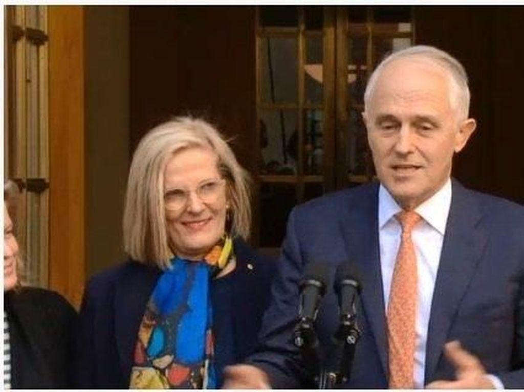 Malcolm Turnbull Mengundurkan Diri dari Parlemen Akhir Pekan Ini