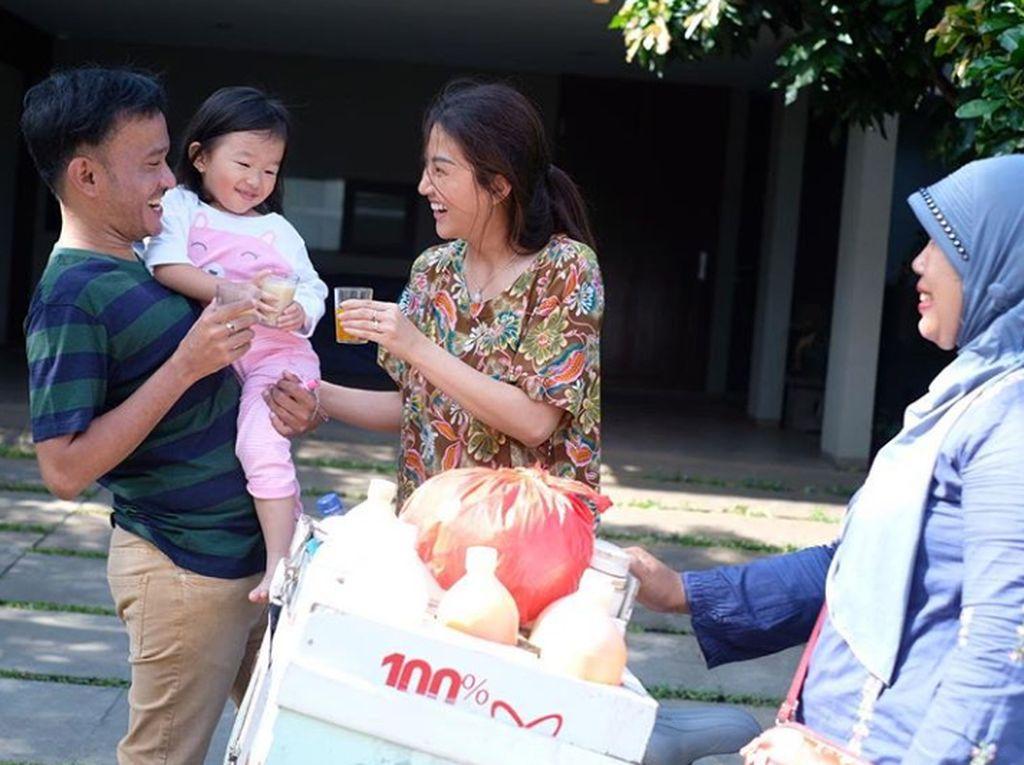 Libur Natal, Ruben Onsu Boyong Keluarga ke Dubai