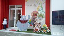 Ada Jalan Cepat Asian Games, Jalan Pemuda-Asia Afrika Ditutup Besok