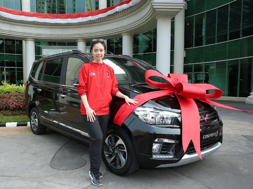 Wuling Beri Mobil buat Atlet Peraih Emas Asian Games Lainnya?