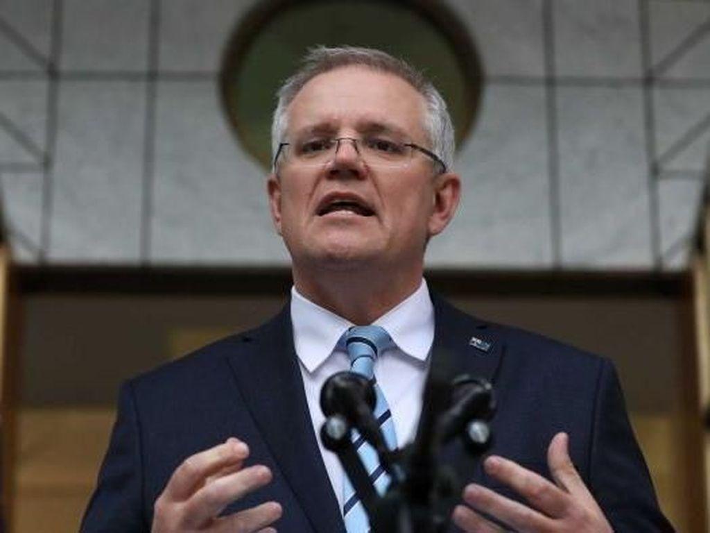 PM Australia Sebut Tak Ada Bukti Virus Corona Berasal dari Lab di Wuhan