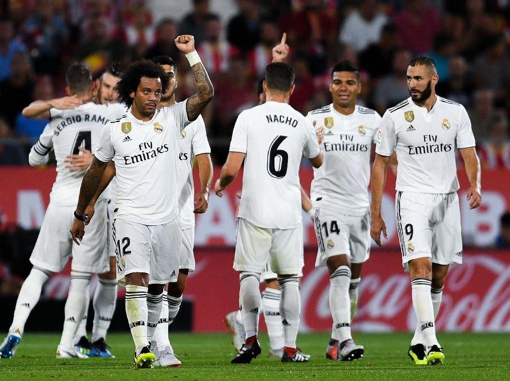 Pertunjukan Kekuatan Mental Madrid