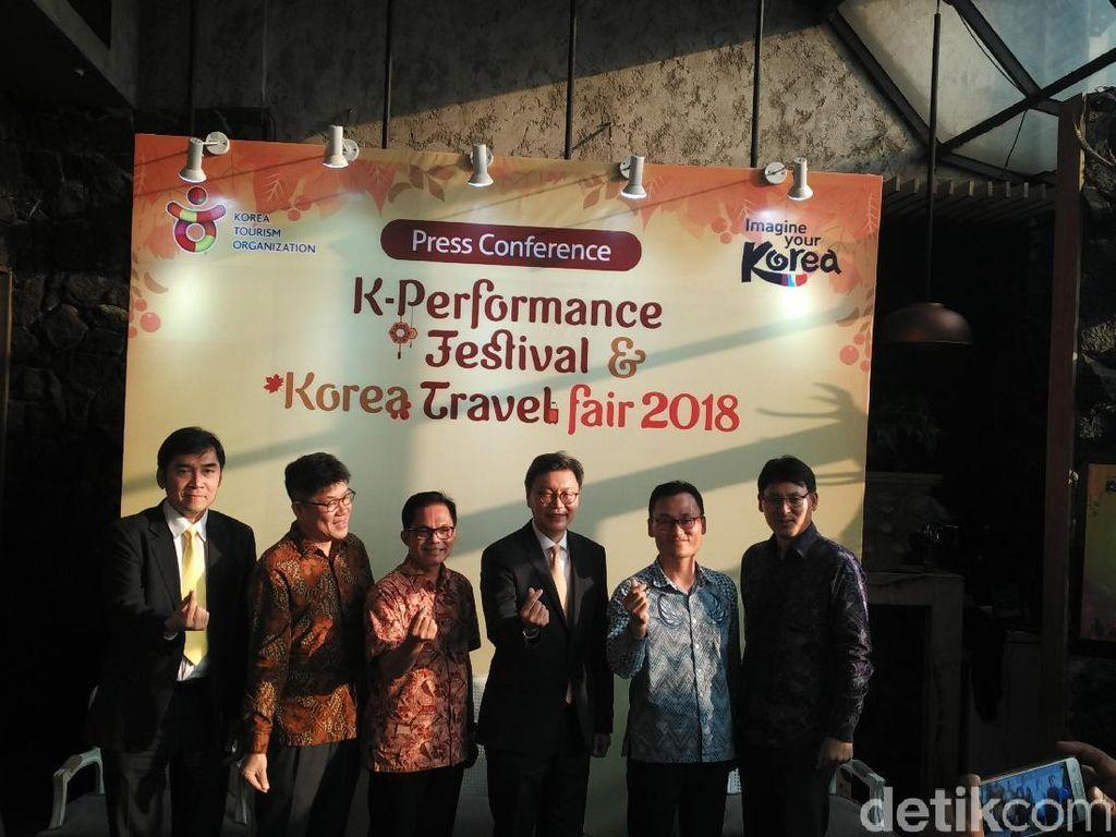 Kunjungan Turis Indonesia ke Korea Naik 12% di 2018