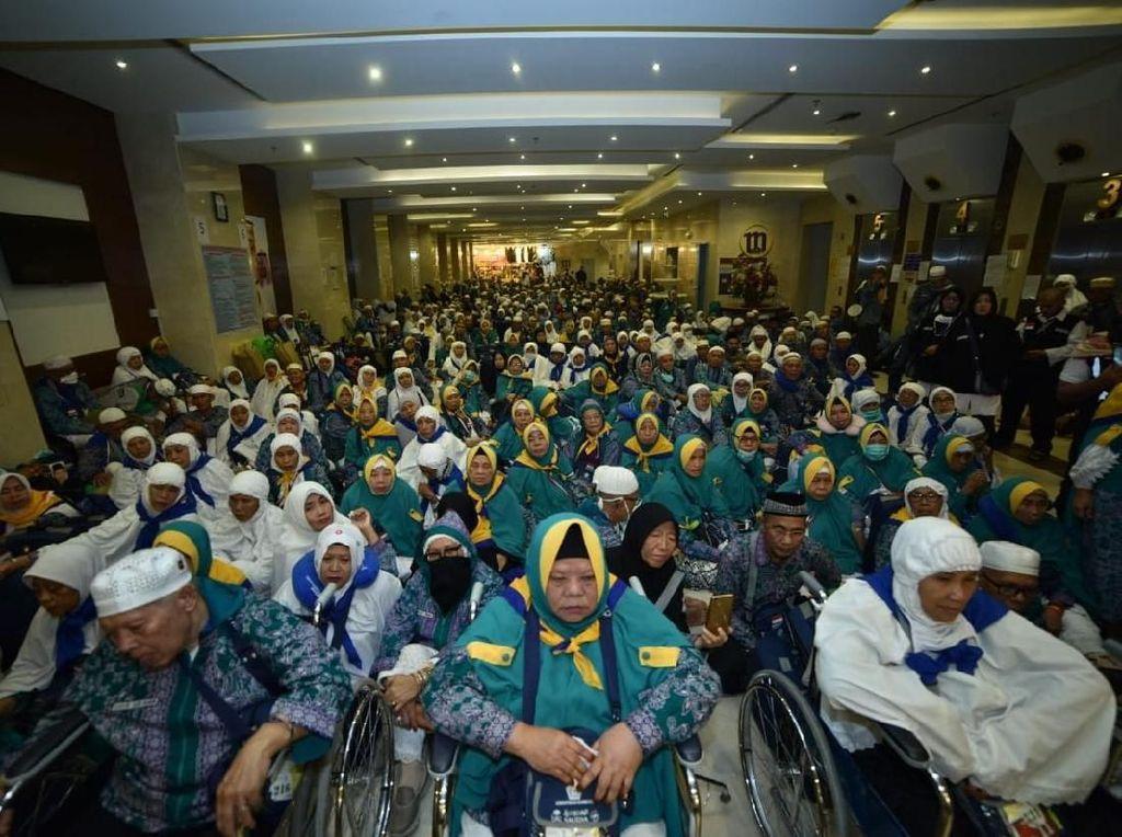 Besok Jemaah Haji Gelombang 2 ke Madinah, Ini Jadwalnya