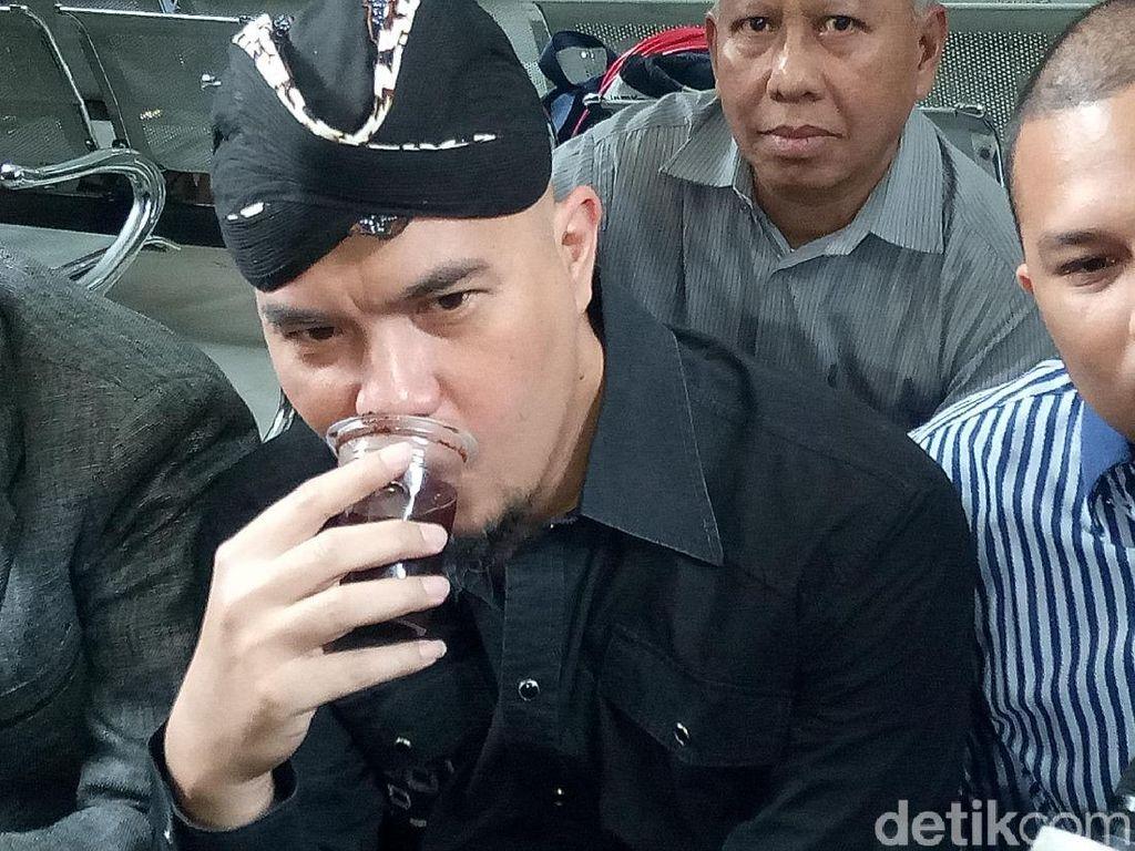 Soal Sindiran Wanda Hamidah, Ahmad Dhani: Itu Statement Dungu