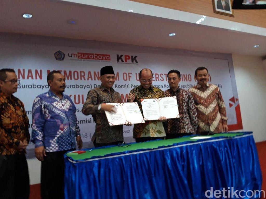 Risma Minta Telusuri Dana BOPDA di Surabaya, Ini Jawaban KPK