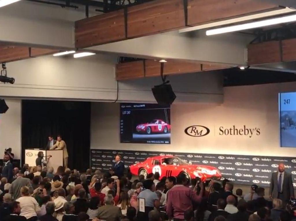 Mobil Sport Klasik Ferrari Ini Laku Sekitar Rp 708 Miliar