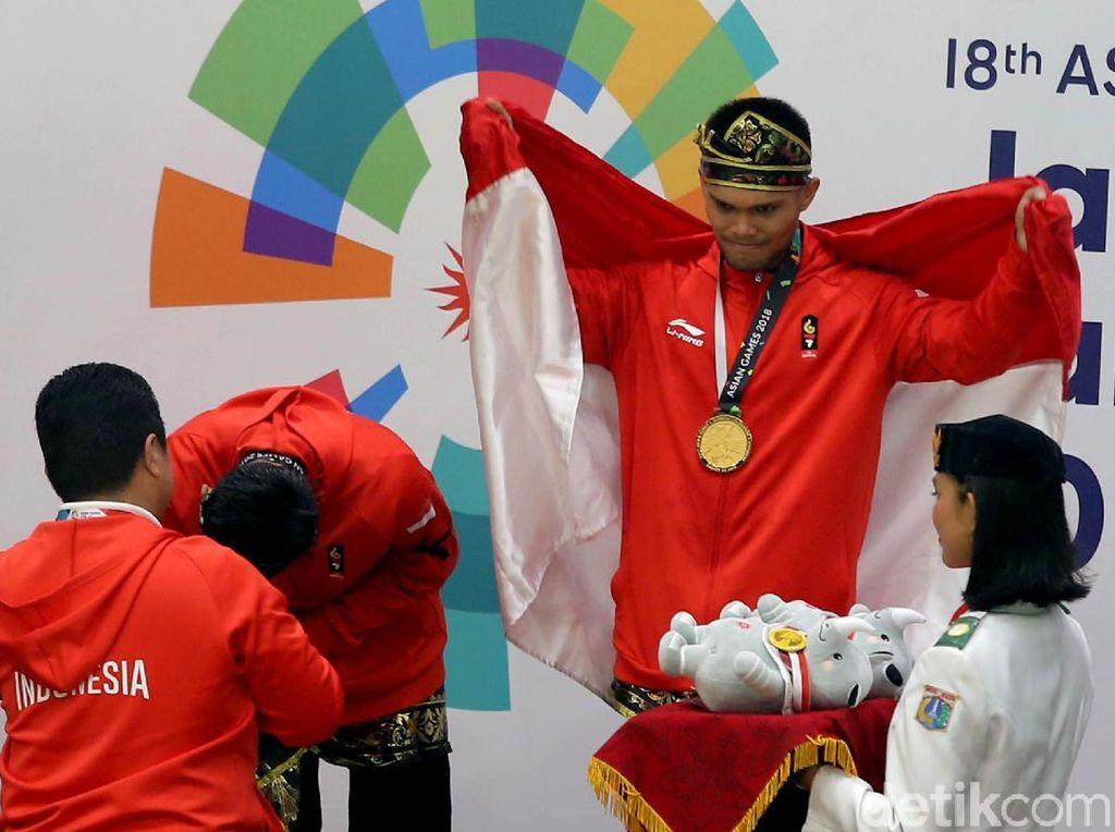 Video: Cerita Yolla, Pesilat yang Sukses Raih Emas Asian Games