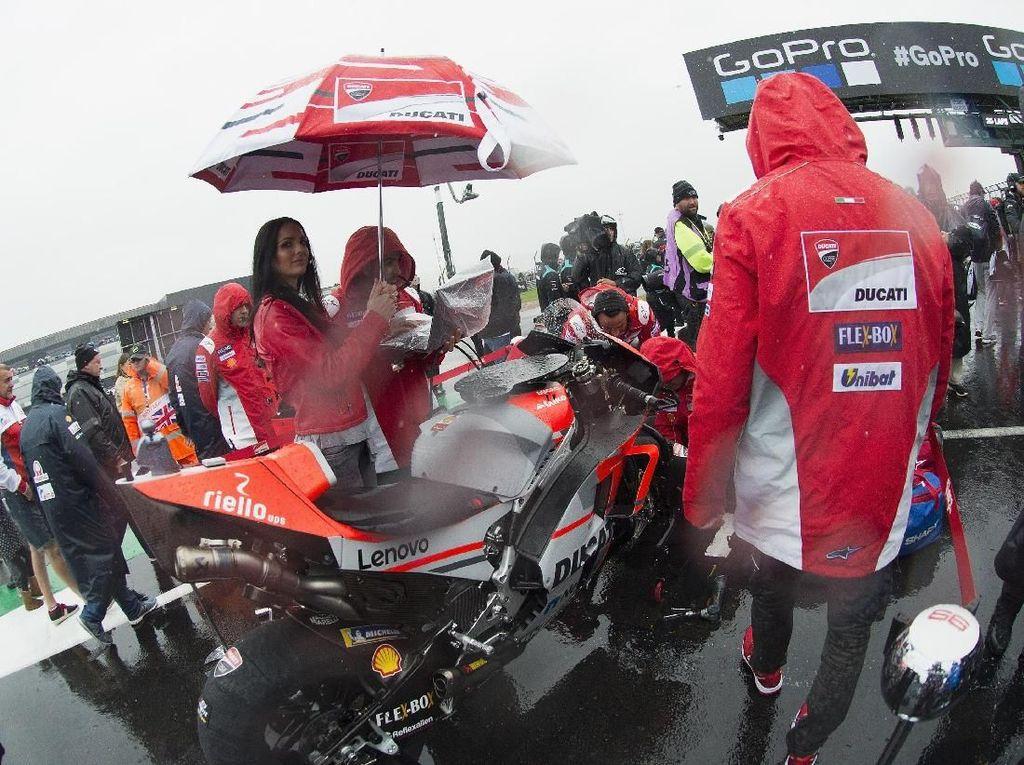 Tak Mau Balapan Batal Lagi, MotoGP Buka Kans Race Senin atau Selasa