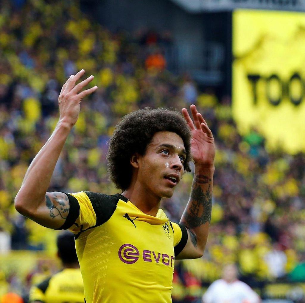 Bungkam Leipzig 4-1, Dortmund Awali Musim di Puncak Klasemen