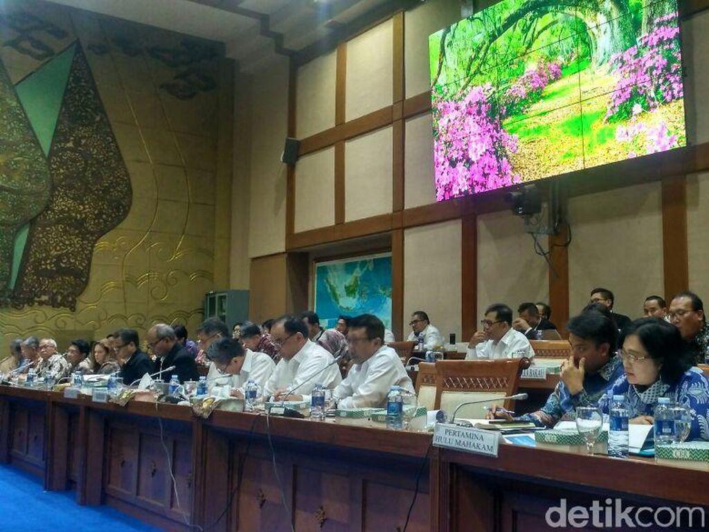 DPR Rapat Bareng Pertamina dan BPH Migas, Ini Hasilnya