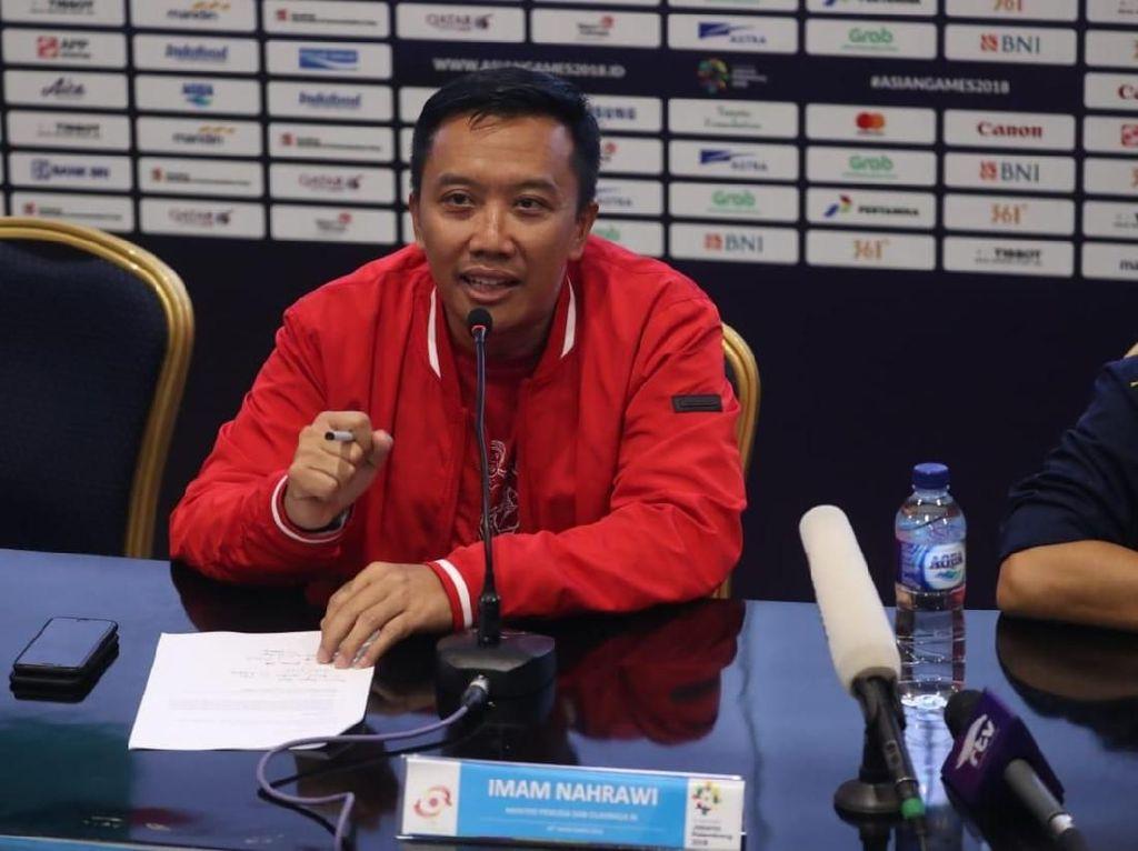 Blak blakan Imam Nahrawi, di Balik Sukses Asian Games