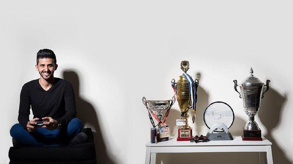 Mau Jadi Raja FIFA? Simak Tips dari Juara Dunia Asal Arab