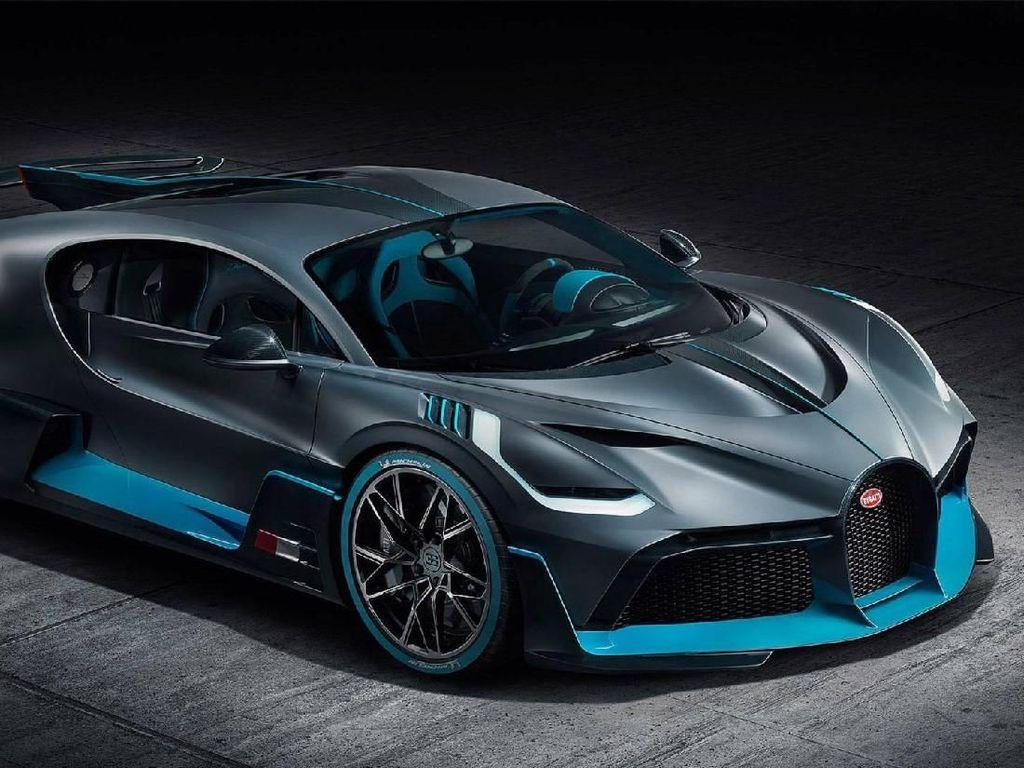 Mobil Baru Bugatti yang Cuma Jadi Mobil Impian Banyak Orang