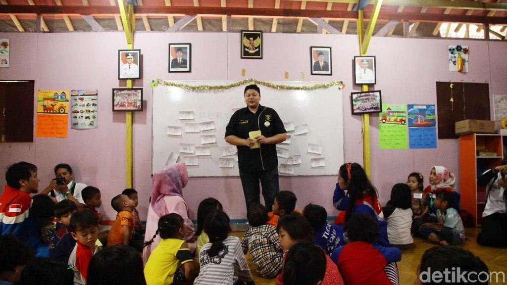 Pertamina Mengajar untuk Pendidikan Anak Jalanan