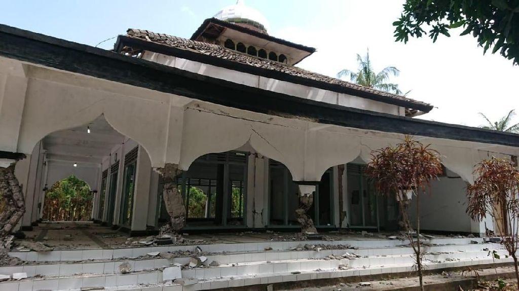 Potret Sebulan Usai Gempa Lombok