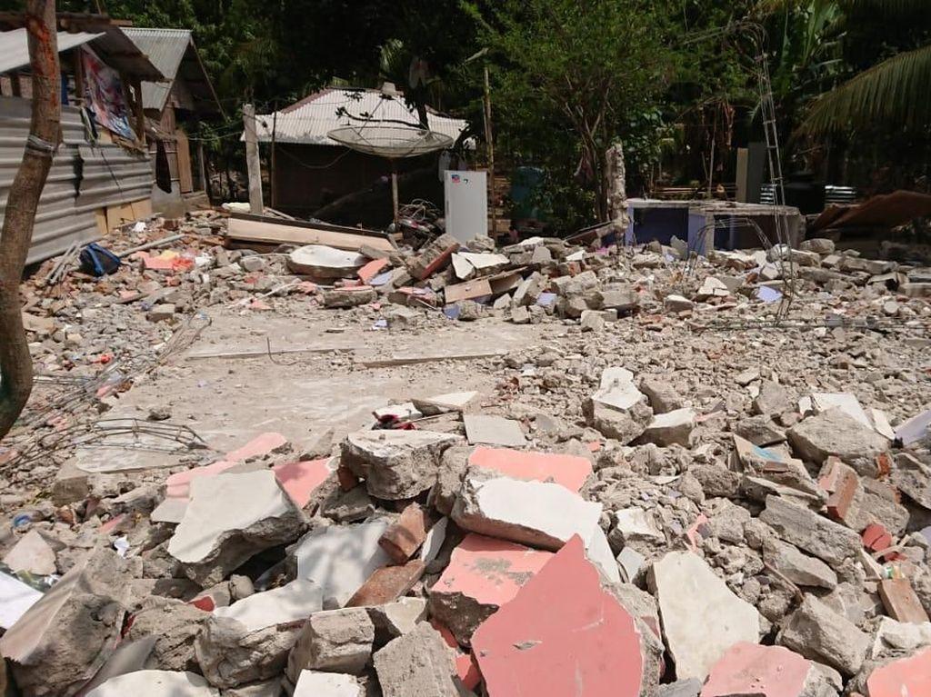Sengkarut Status Bencana Gempa NTB