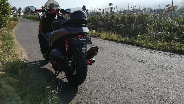 Yamaha NMAX Bunglon dari Wonosobo