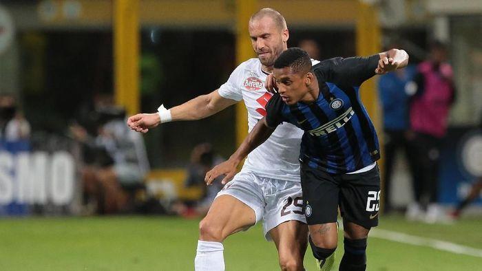 Inter Milan ditahan imbang Torino 2-2 di Giuseppe Meazza. (Foto: Emilio Andreoli/Getty Images)