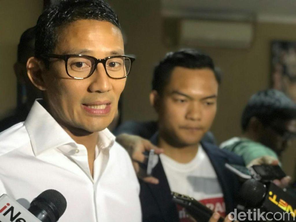Video: Pantun Penutup Kiprah Sandi di DKI Jakarta