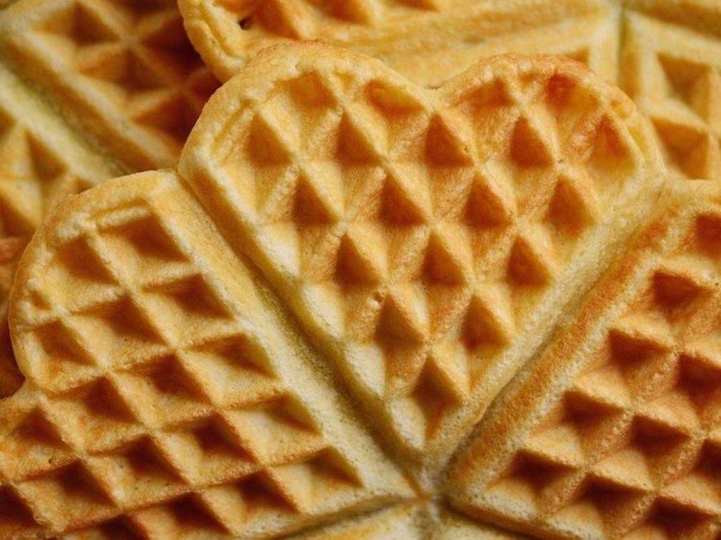 Dari Belanda hingga Jepang, Seperti Ini Tampilan Waffle dari Berbagai Negara