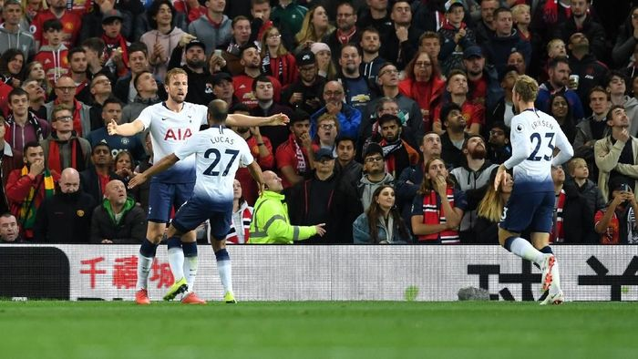Tottenham Hotspur sama sekali tak belanja di bursa transfer musim panas ini (Foto: Michael Regan/Getty Images)
